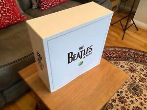 Beatles mono vinyl box set, rare, mint condition. 2014