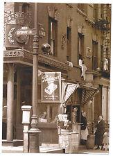 NEW 1918 BEER Tobacco Lower East Side Av B & E. 14 St. New York Modern Post Card