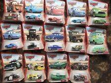 Disney Pixar Cars Lot (14) Original Issue Desert Cards