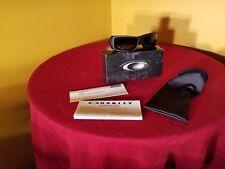 05825b8c57 Oakley White Unisex Unisex Sunglasses