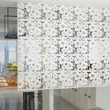 12x Hanging Screens Living Room Divider Panels Partition Wall Art Decor DIY 29cm