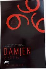 NEW DAMIEN: The Beast Rises 2015 SDCC Poster 11 x 17