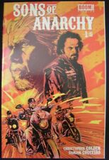 SONS OF ANARCHY 1-25 BOOM VARIANT COMIC SET COMPLETE GOLDEN COUCEIRO 2013 NM