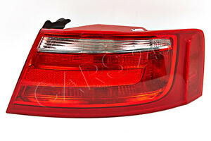 AUDI A5 Coupe Convertible 2007-2011 Outer Wing Rear Lamp Tail Light RIGHT RH OEM