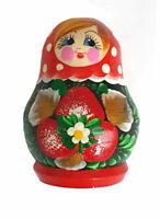 Magnet Matriochka Poupée russe Aimant pour Réfrigérateur style khokloma