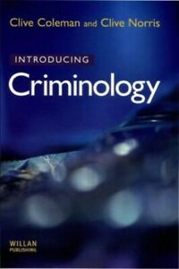 Introducing Criminology by Coleman, Clive Paperback Book The Cheap Fast Free