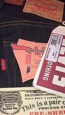 LEVIS VINTAGE CLOTHING 505-0217 LVC 1967 SELVEDGE SANFORIZED BIG E JEANS 29x34