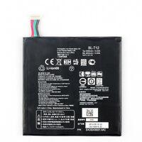 New Battery BL-T12 4000mAh For LG G PAD 7.0 V400 V410 LK-430 LK430 BLT12 + Tools
