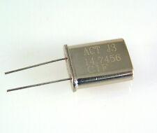 ACT Ltd 14.7456 MHz HC49/U Crystal P/N GO1474 (Code X5) 10pcs OM1110