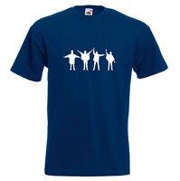The Beatles HELP T Shirt Lennon McCartney Harrison Ringo Brand New All Sizes