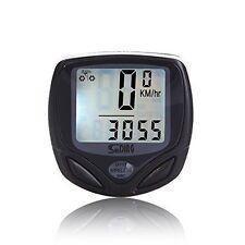 LCD wireless Bici Computer Speedo Contachilometri Impermeabile TACHIMETRO BICICLETTA CICLO