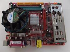 MSI MS-7071 Presa 775 Scheda Madre Con Pentium 4 2,66 GHz CPU