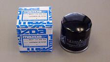Genuine Mazda 2 2007-2014 Oil Filter - Petrol and Diesel Engines - B6Y114302
