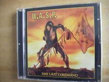 W.A.S.P. - Last Command (1997) + 7 BONUS TRACKS - CD - VG