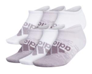 Adidas Womens Superlite Aeroready Compression Shoe Size 5-10 6 Pair No Show