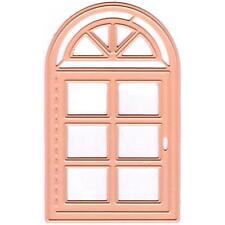 "Joy! Crafts Cut & Emboss Die ~ Home Sweet Home - Window #1, 3""X1.75"" JC20197"