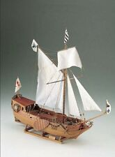 Corel D'Oro 17th c. Brandenburg Yacht Wood Ship Model Kit #SM27 Scale 1/50 NEW