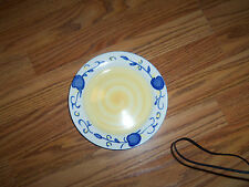 Style Eyes by Baum Bros Salad/Desert Plate  NEW No chips or cracks!