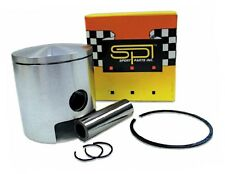 "PISTON KIT FOR MOTO-SKI SNOWMOBILE FUTURA 444 LC SONIC LC .010"" 1978-1982 1984"