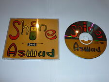 ASWAD - Shine - Deleted 1994 UK 4-track CD single