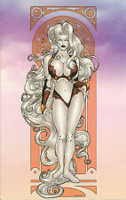 LADY DEATH POSTER #150A