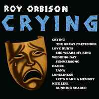 Roy Orbison - Crying CD