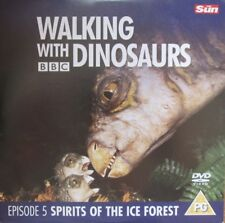 WALKING WITH DINOSAURS SPIRITS OF THE ICE FOREST BBC DISCOVERY COLLECTION DVD