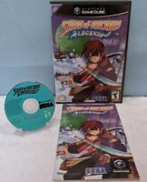Skies of Arcadia Legends (Nintendo GameCube, 2003) with Manual - Tested