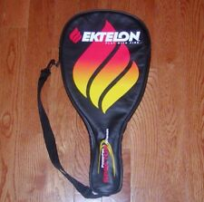 Ektelon*Spector*Red*Black *Silver*Titanium*F3 Stabilizer*1100 Power Level*Racquet
