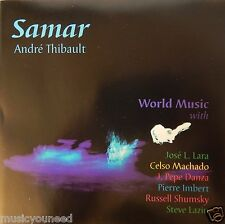 Andre Thibault - Samar (CD 1998 Bellow) World - Flamenco VG++ 9/10