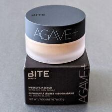 BITE BEAUTY Agave+ Weekly Lip Scrub | Full Size .7oz/20g