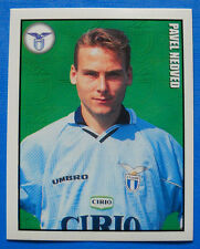 FIGURINA MERLIN CALCIO 98 - N. 201 - NEDVED - LAZIO - new