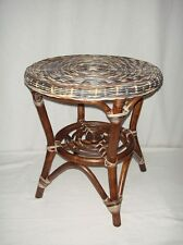 Rattan Table NEW Colour Zebra