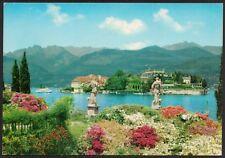 AD4397 Isola Bella vista da Stresa (VB) - Cartolina postale - Postcard