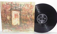 BLACK SABBATH Mob Rules LP 1981 Vertigo Records French Press Heavy Metal Vinyl