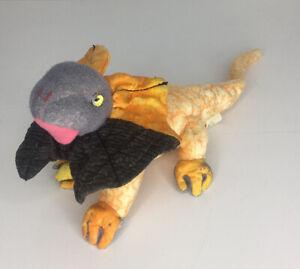 Ty Inc Slayer the Dinosaur Vintage Toy 2000 Handmade Soft
