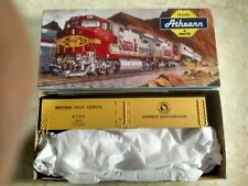 Athearn 05353 WFEX/Great Northern #477 50' Express Reefer Kit MINT