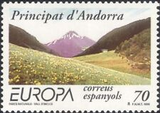 Andorra 1999 Europa/National Parks/Mountains/Trees/Forest/Nature 1v (n45491)