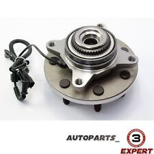Wheel Bearing and Hub Assembly SP550221 Front for 2011 2012 13 2014 Ford F150