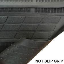 4 PIECE FRONT & REAR CAR MATS NON SLIP UNIVERSAL FIT FLOOR RUBBER