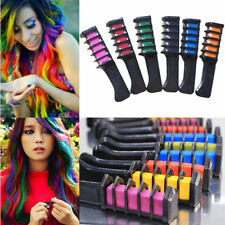 Multicolor Hair Product For Girls Comb With Temporary Hair Dye Color Mascara Neu