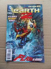 Earth2       2. New Flash - DC 2012 - VF - minus