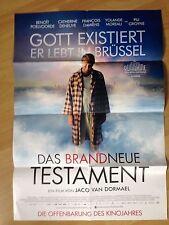 Filmposter * Kinoplakat * A1 * Das brandneue Testament * 2015