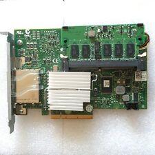 DELL PERC H800 512MB SAS DUAL PORT RAID CONTROLLER 405-11355 NCHRW H40PG R1HPD