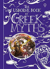 Usborne Book of Greek Myths (Usborne Myths & Legends), Anna Milbourne, Louie Sto