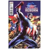 Captain America: Reborn #1 in Near Mint condition. Marvel comics [*on]