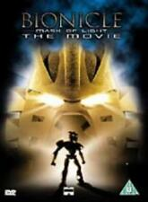 Bionicle - The Mask Of Light (DVD, 2003)