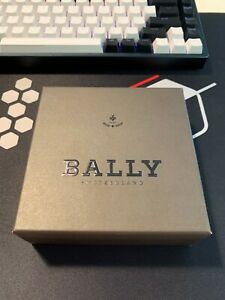 Bally mens bifold wallet