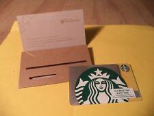 Starbucks $ 10.00 Gift Card