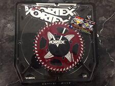 Vortex Sprocket Anodized Red 45 Tooth 151ZR-45 Cobra CX65 65cc ECX50 50cc ECX70
